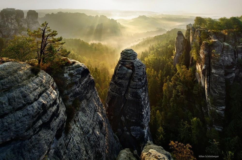 Удивительные пейзажи, вдохновленные сказками братьев Гримм Schonberger06