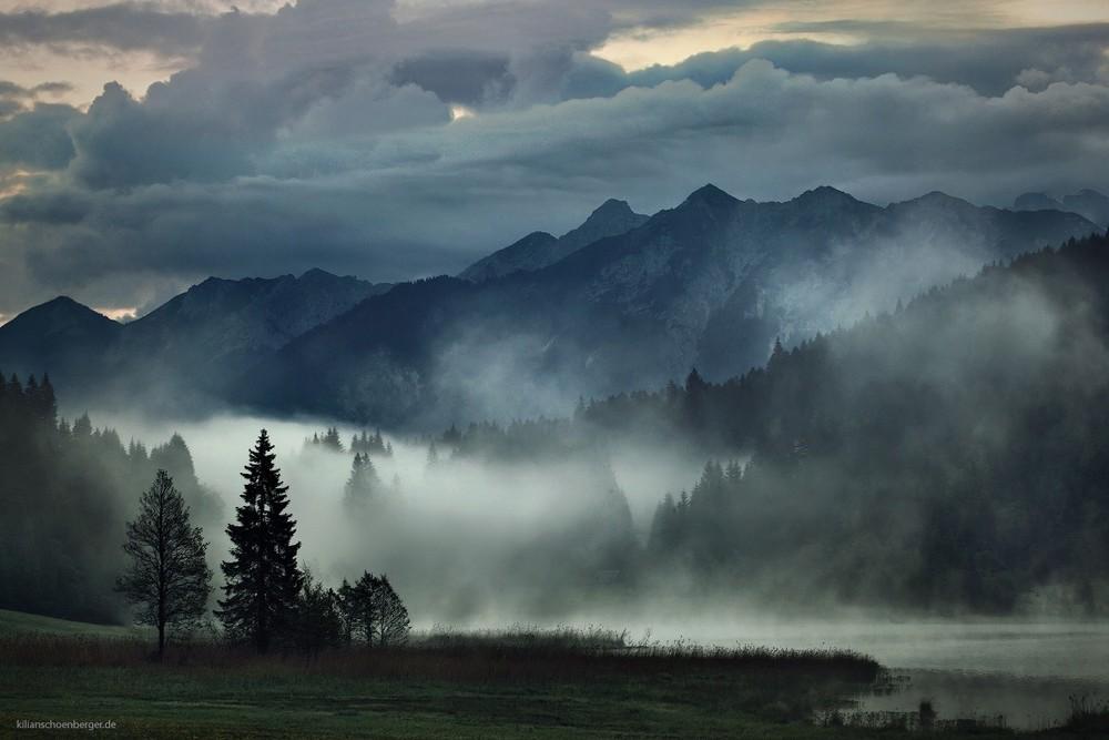 Удивительные пейзажи, вдохновленные сказками братьев Гримм Schonberger09