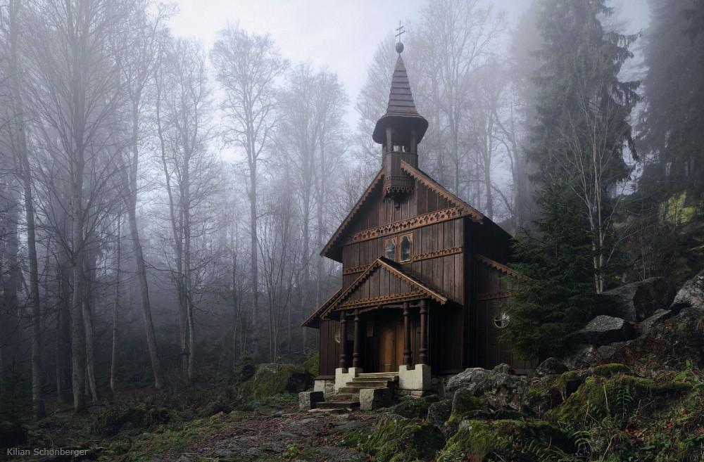 Удивительные пейзажи, вдохновленные сказками братьев Гримм Schonberger23