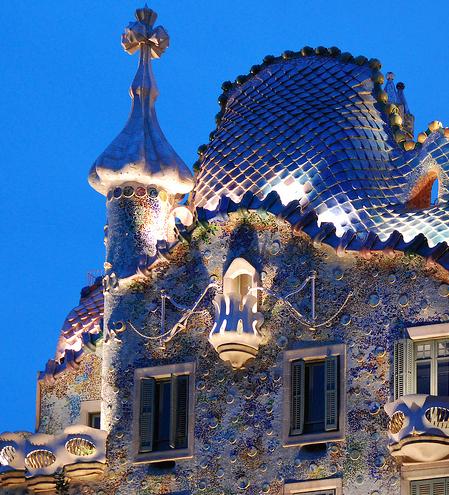 Антонио Гауди - гениальный архитектор, великий модернист Gaudi21