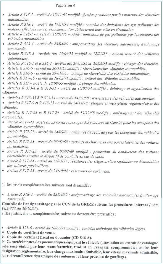 Check list - Comment faire Homologation du Humvee M998 ? d'un Hummer ? SMALL-13-DREAL%20ACCORD%20DEROGATION%202