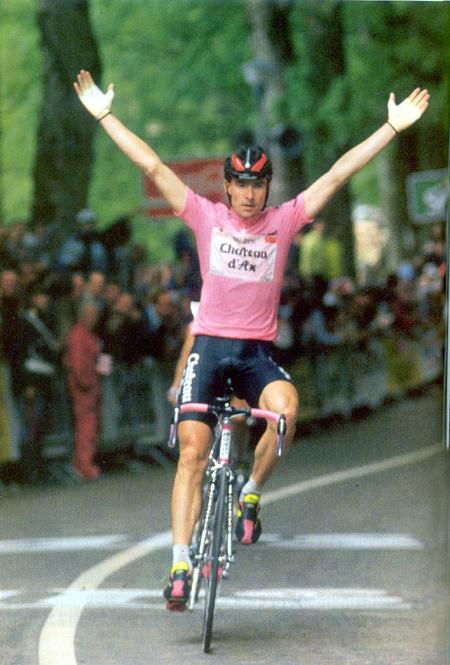 Ronde Van Vlaanderen 2016 WT 1990-Bugno-vince-in-rosa-a-