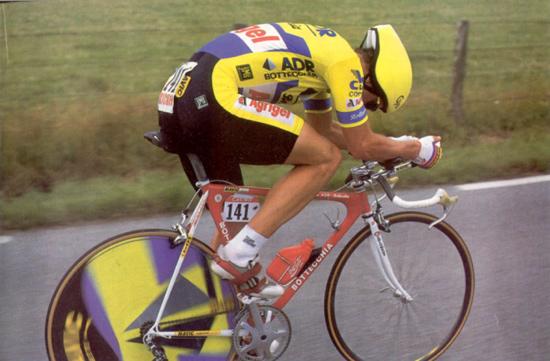 Motobecane Super Champion Orange 1975 - Page 2 1989-4th-tappa-Lemond-in-az