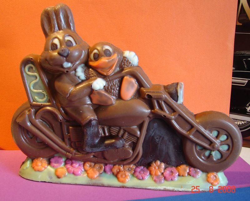 Joyeuses Pâques ! Moto-de-paques