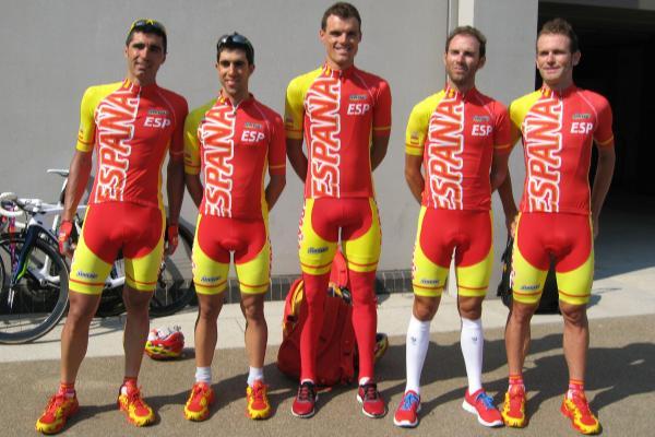¿Cuánto mide Alejandro Valverde? - Altura - Real height Grupo_7