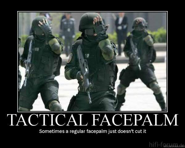 Israeli–Palestinian conflict: - Page 2 Tactical-facepalm_56306