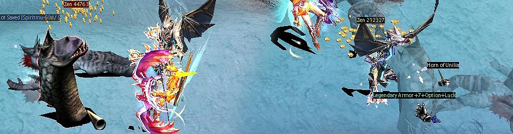 SpiritMuOnline 97d99i Exp: 50x Drop: 30% Original