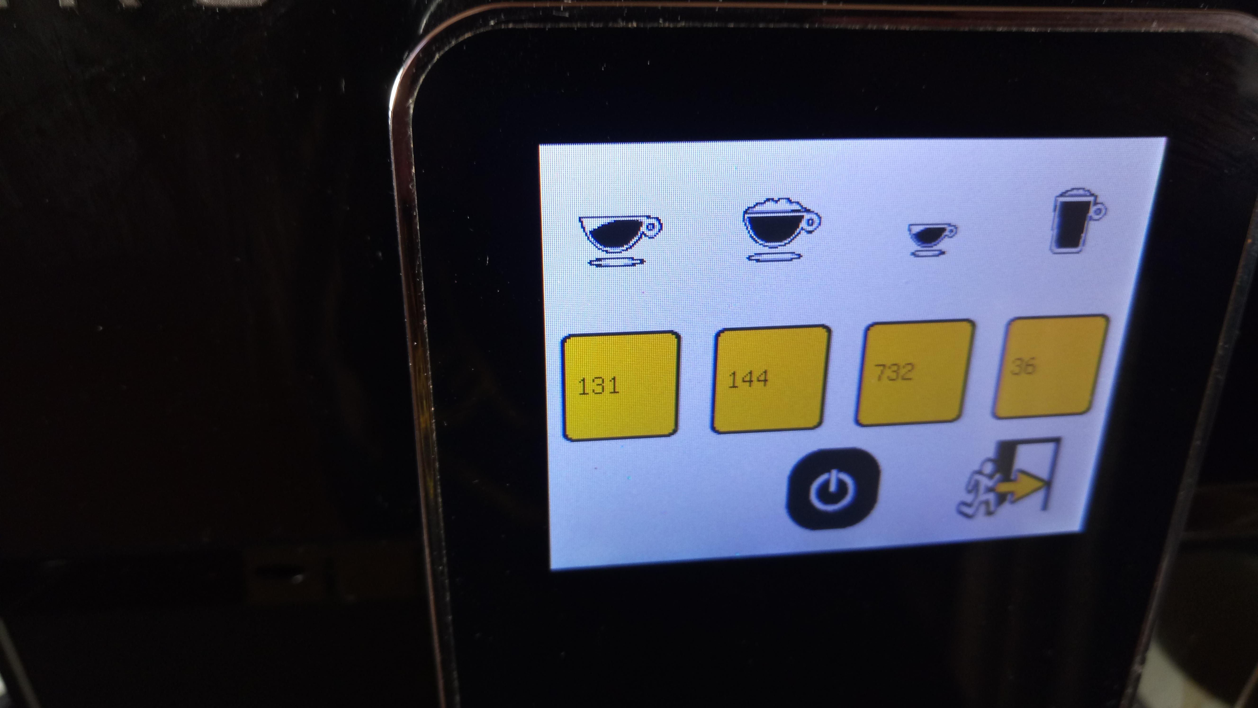 Kafijas aparāti ,var arī par pupām,ja ļoti vajag. Original