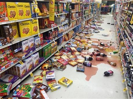 The Earthquake/Seismic Activity Log #2 460x