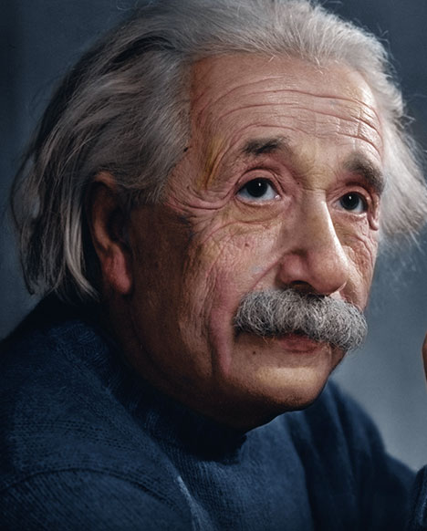 IL PIU' GRANDE: CATEGORIA SCIENZE E TECNOLOGIA [ALBERT EINSTEIN] Albert_Einstein