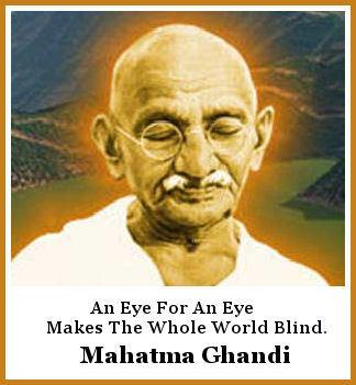Gandijev način zdravog života Gandhi-1