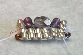 объемные браслеты из бисера и колье... Be9