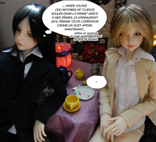 L'anniversaire de Jun * ep2 p64 (FIN) [27/12] Diner184