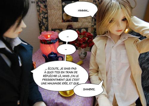 L'anniversaire de Jun * ep2 p64 (FIN) [27/12] Diner186