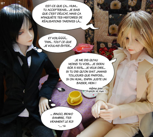 L'anniversaire de Jun * ep2 p64 (FIN) [27/12] Diner187