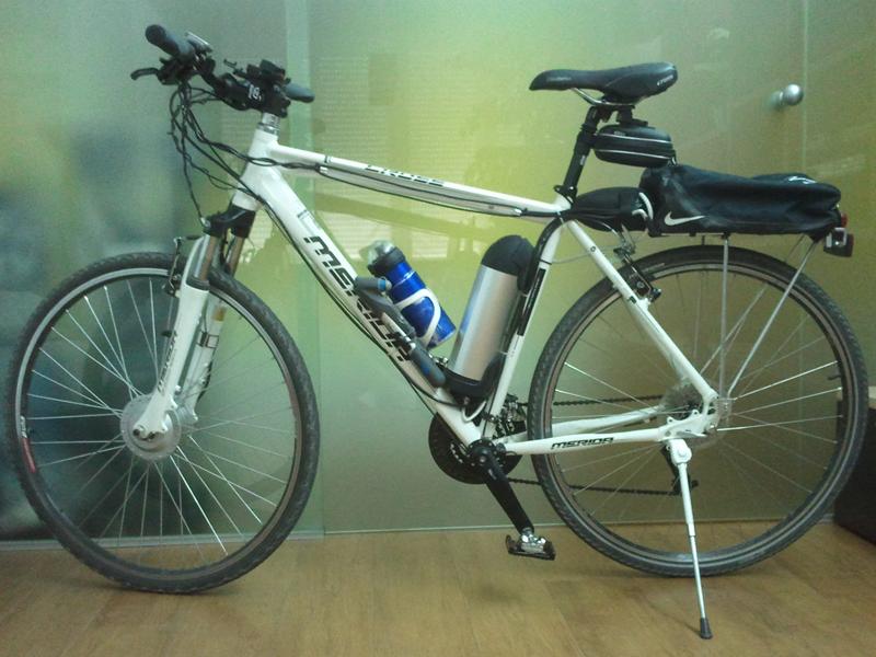 Duda entre Mxus 24V250W y 36V 250W  Bici