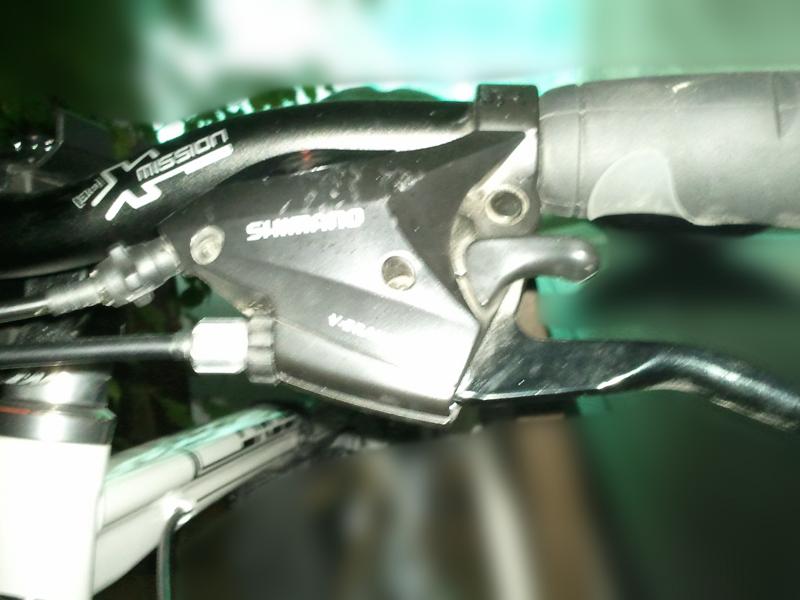 brico - BRICO: alternativa a las manetas de freno con corte de señal conservando las originales de tu bici. Maneta_0