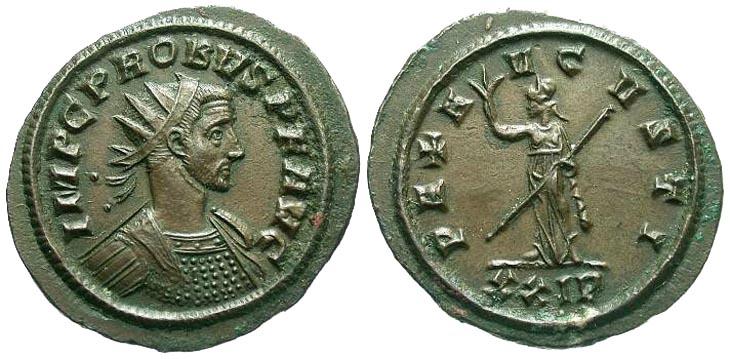 Antoniniano de Probo R712.100902.SERMARINI