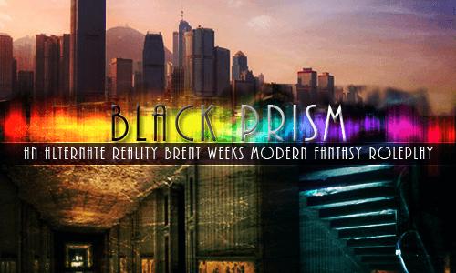 Black Prism: An AU Modern Fantasy Shortad
