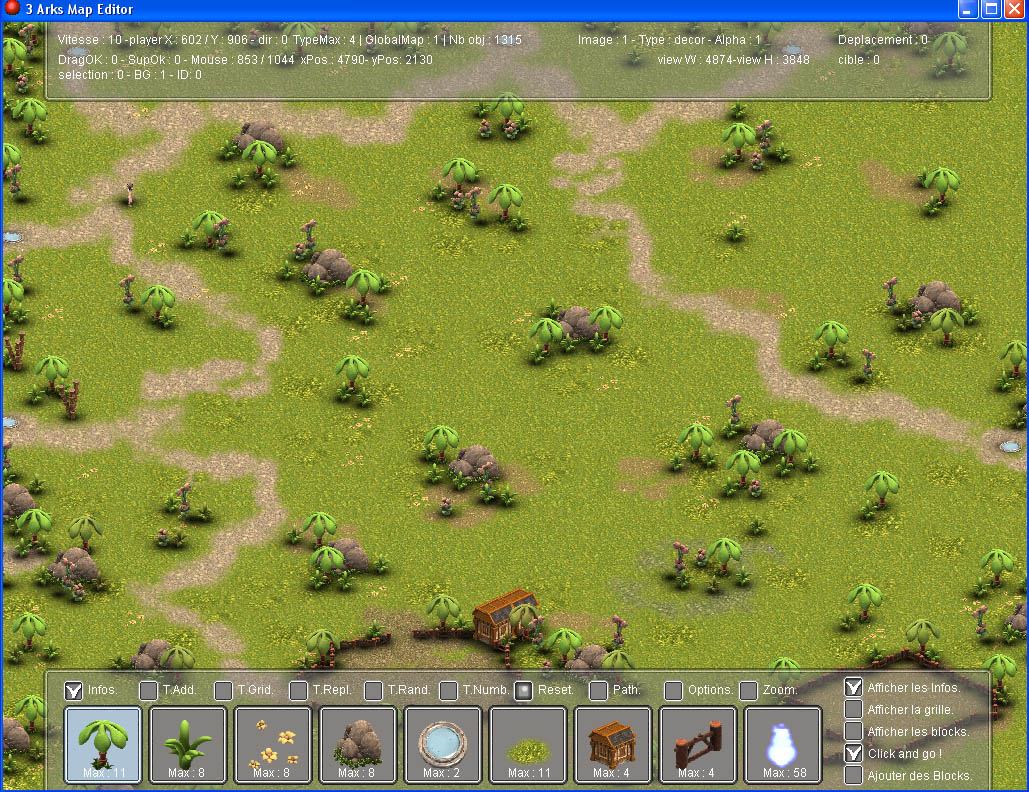 Arkeos Chronicle / 3 Arks -  Aventure RPG (moteur 2D iso) - Page 2 Editor_zoom