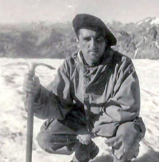 Sergent Chef Georges-Pierre DESBORDES  DESBORDES