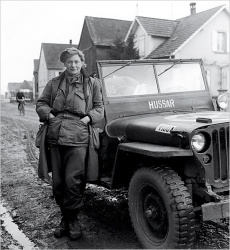 les journalistes sur le front Lee_miller_alsace_1944