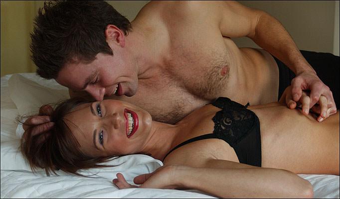 Moje raspoloženje u slici Man-and-woman-in-bed