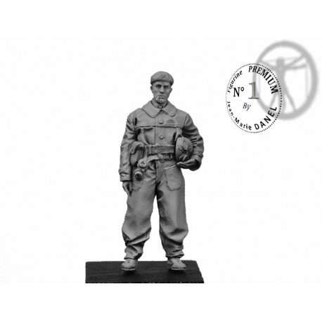 Maquettes et figurines  BLITZ-KIT Tankiste