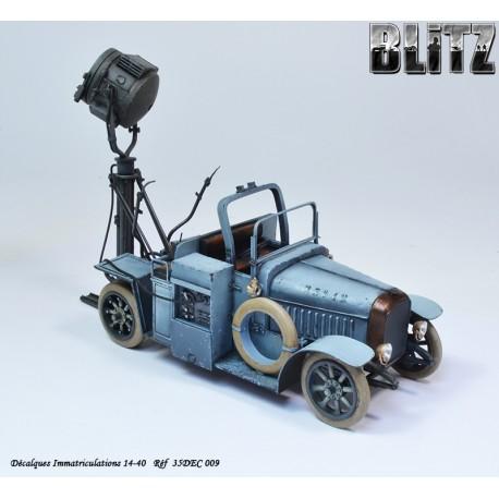 blitz - News Blitz Auto-projecteur-de-dion-bouton