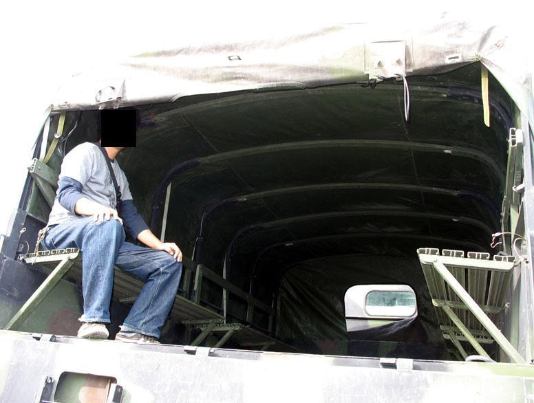 Arceaux pour benne Mk-23 Fuji63