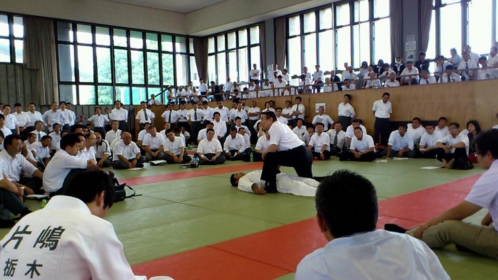 Teaching of katsu kappo and kiai - Page 2 Katsu