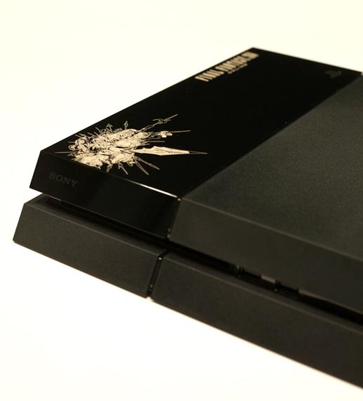 PS4 limited Final Fantasy XIV 20140326_PS4_2