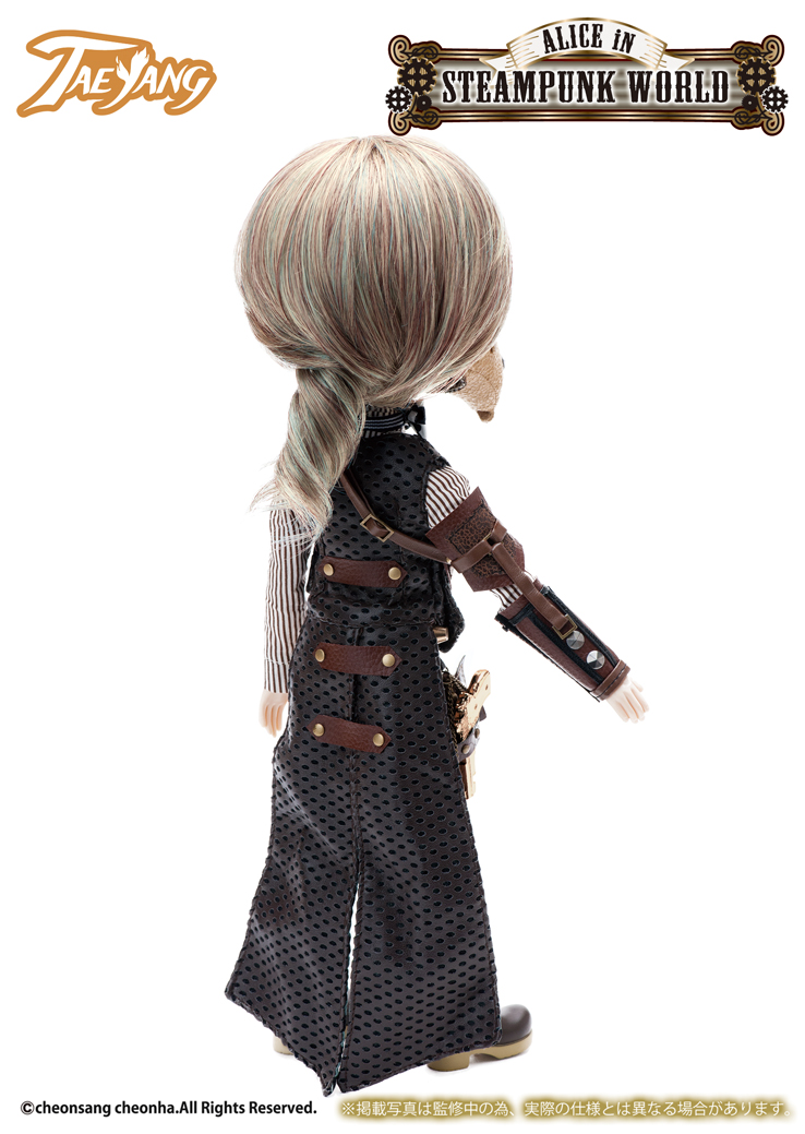 [Février et Mars 2016] Dal Alice & Taeyang Dodo in steampunk world T256_08_mail