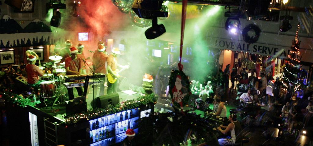 UP THE IRONS-Το καλύτερο rock ραδιόφωνο!  Jingle-Bell-Rock-Party
