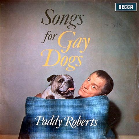 Les pochettes les plus tartes ou moches (hors classique) Paddy_roberts_songs_for_gay_dogs
