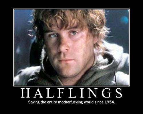 The Offical Inspirational Poster Topic 10,000BC Beta Bitch Halflings