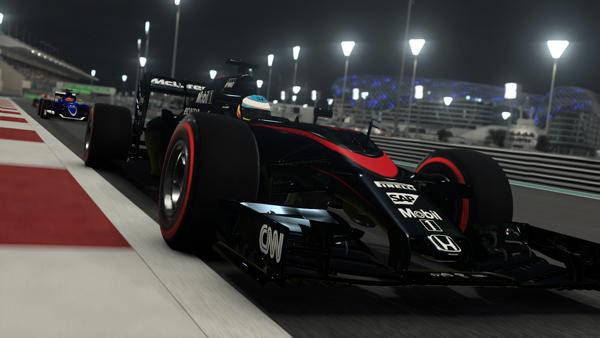 |F1 15 e-FCI| Reactivación del Proyecto F1_2015_Update_05