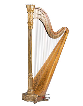 Novos modelos Dingwall... Harp