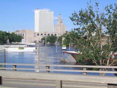 Sjedinjene Američke Države Iowa-flood
