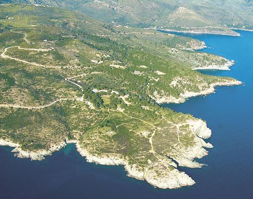 27-28-29 Avr Lézignan-corbières Espagne par les pistes 300kms - Page 6 Punta-falconera-aerea-roses-girona-costa-brava