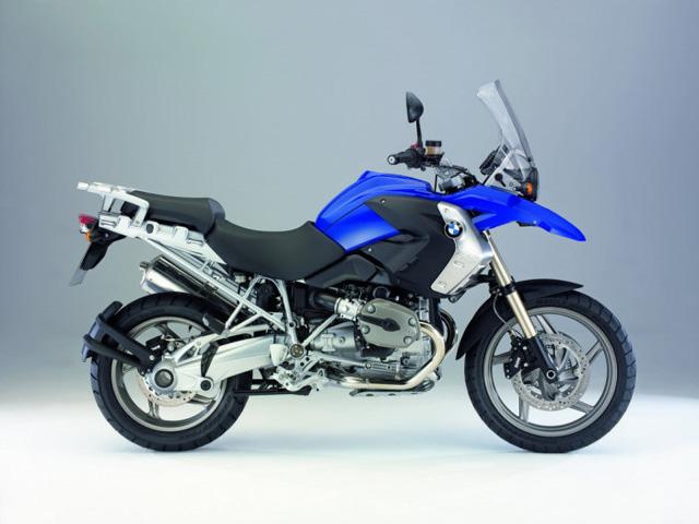 R 1200 GS 2009, Coulo c'est décidé ! Bmw-r-1200-gs-bleue