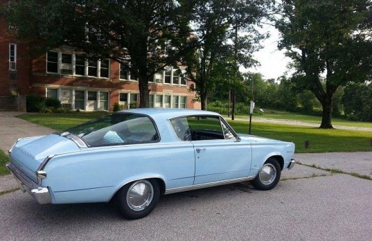 Plymouth Barracuda (1969.) by Highway 61 1966_plymouth_barracuda_01-533x400-740x480