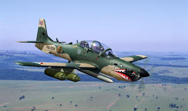 Armée Colombienne / Military Forces of Colombia / Fuerzas Militares de Colombia Embraer-super-tucano