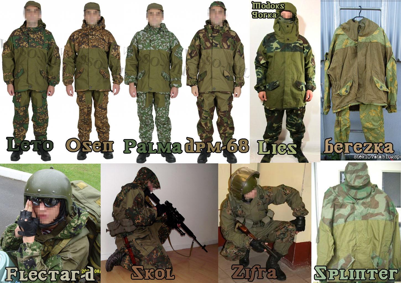 Camos rusos (en imágenes) Variation1