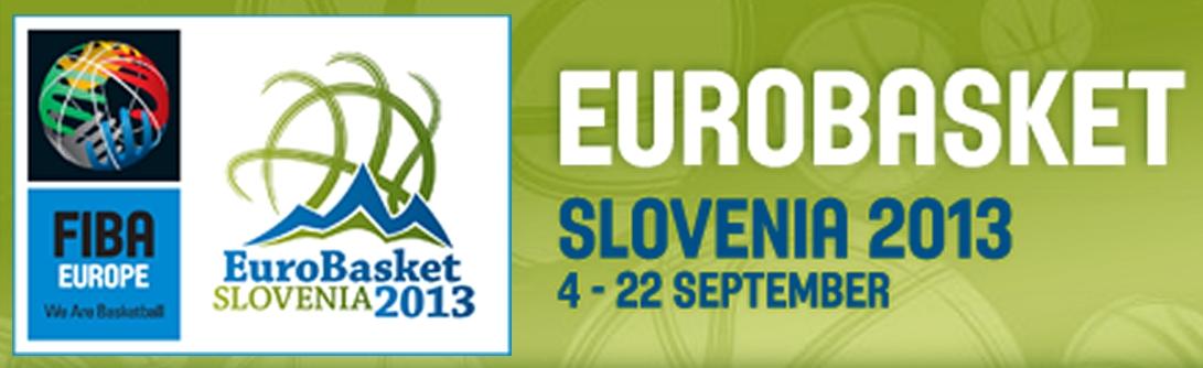 Eurobasket 2013 - Slovenia EB1