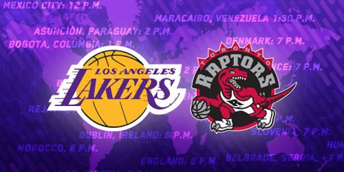 Toronto Raptors Toronto_game1