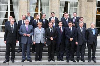 La Grèce sous perfusion Eurogroupe