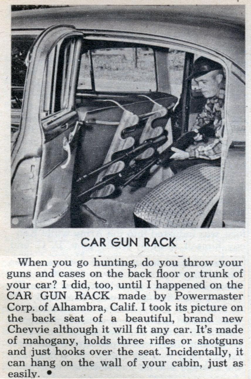 """Ebay """"war wagon"""" Car_gun_rack"""