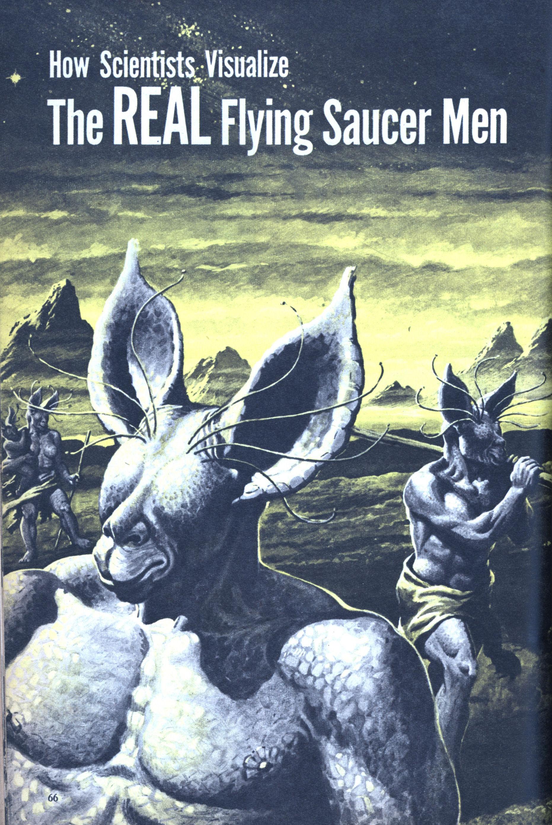 How Scientists Visualize the REAL Flying Saucer Men Flying_saucer_men_0
