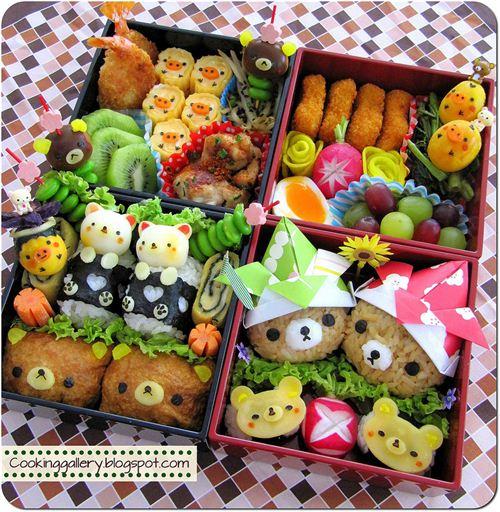 La cuisine Japonaise - Page 3 The-perfect-bento-for-each-box-11